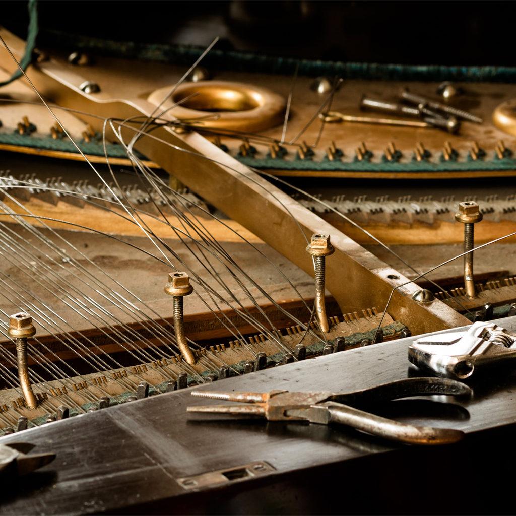 Piano Repairs